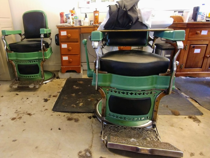 Barber chairs 2